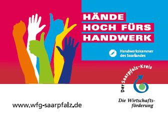 Hände Hoch Logo